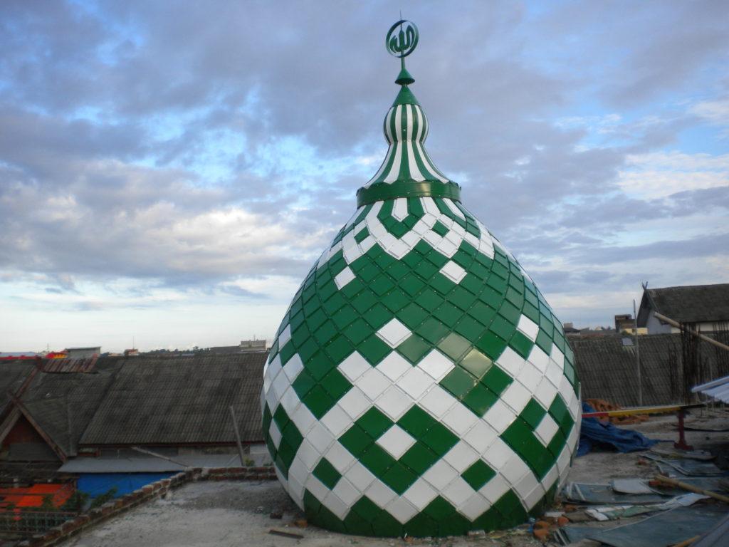 Kubah Masjid Pinrang SULSEL
