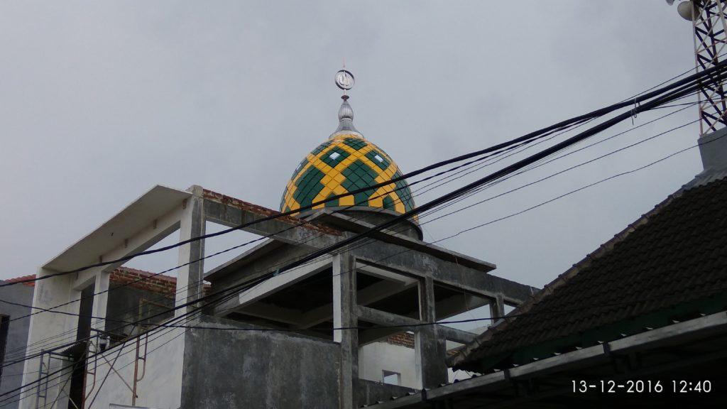 Masjid perum GSA Wiyung Surabaya