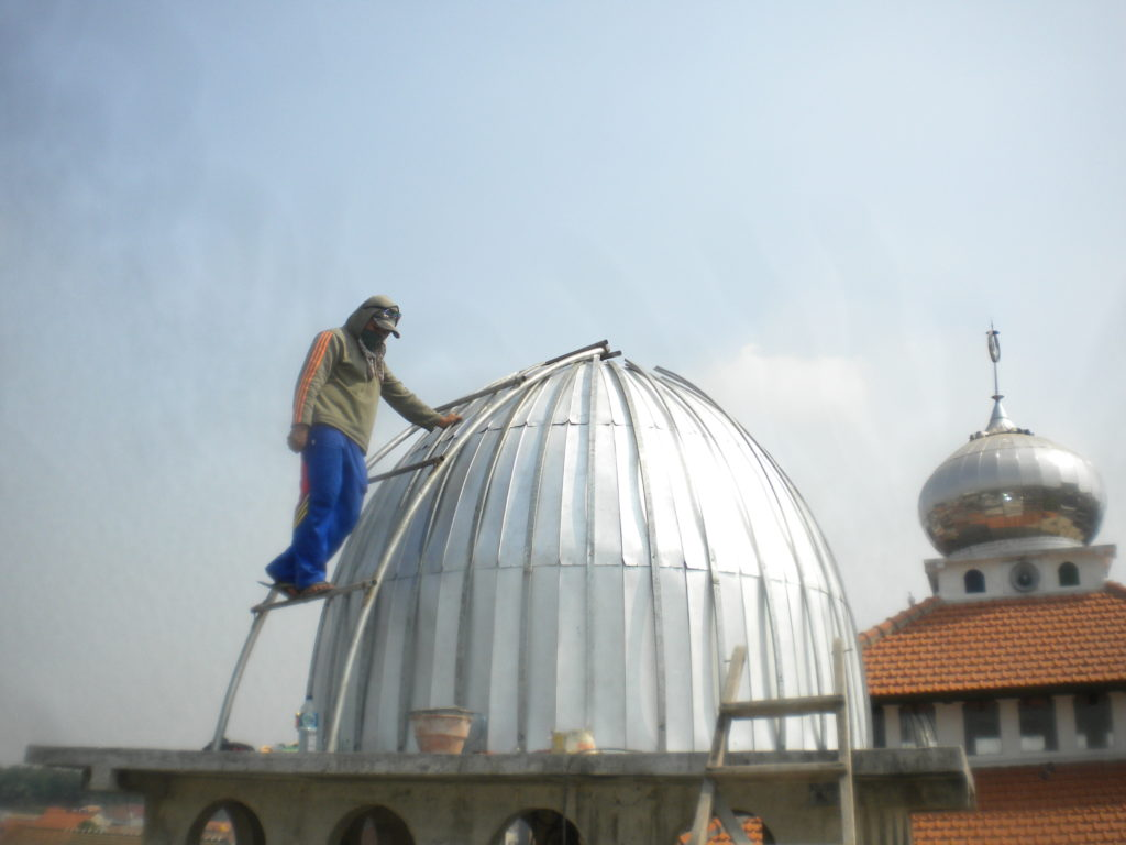 masjid Kedungdoro Surabaya 3